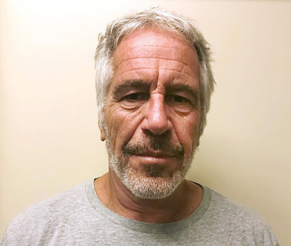 Jeffrey Epstein Spent Time Alone With Young Woman In Prison's Attorney Room