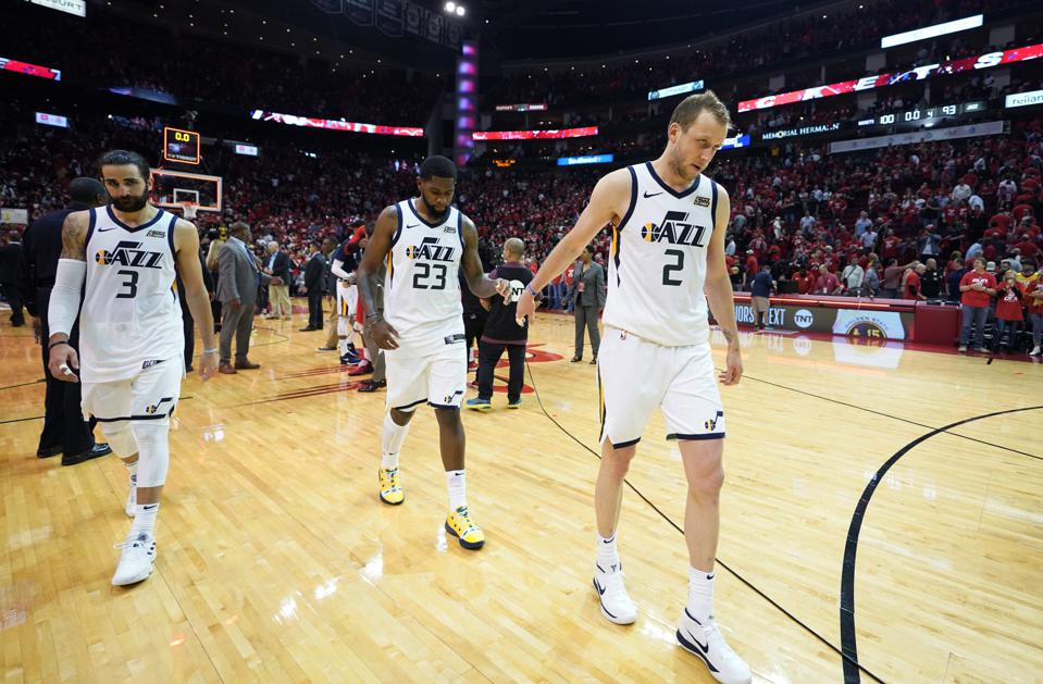 What The Utah Jazz's Loss To Houston Says - And Doesn't Say - About The Summer Ahead