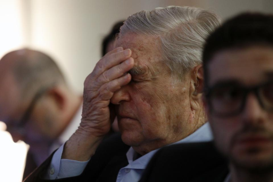 Soros Has Even More Reasons To Worry About Europe