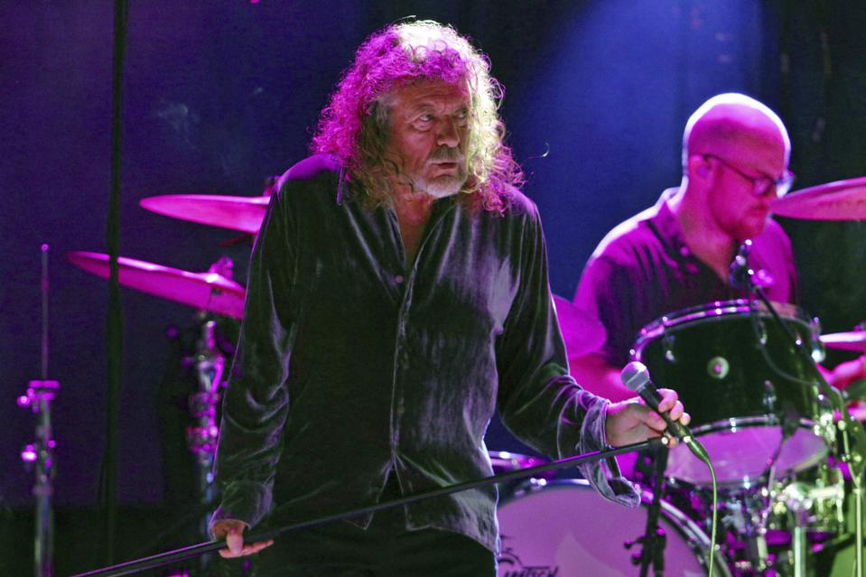 Robert Plant Revisits Led Zeppelin And Examines The Blues Tradition On Father's Day In Chicago