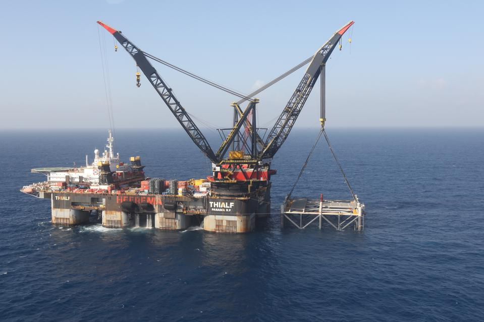 Israel's Natural Gas Discoveries Are Bridging Political Divides And Are Forging Economic Ties