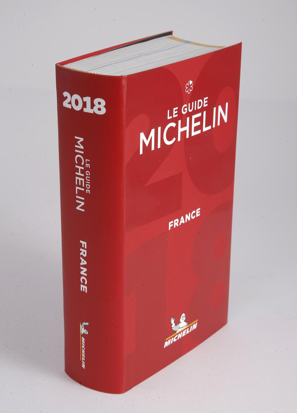 Michelin To Introduce A Restaurant Guide To The State of California