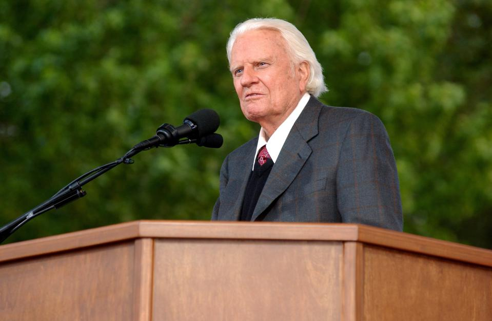 4 Entrepreneurial Lessons I Learned From Billy Graham