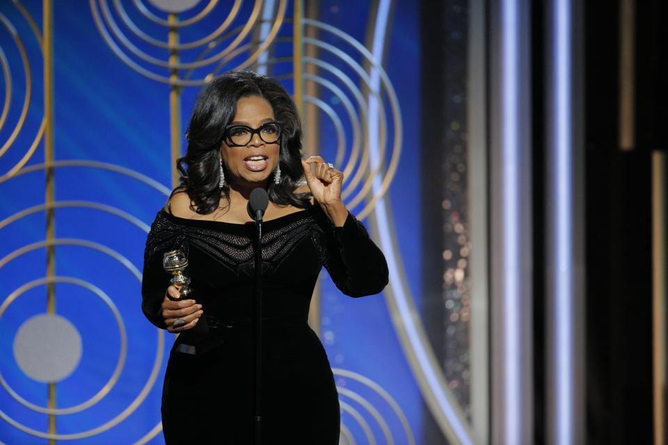 Oprah's Golden Globe's Speech: A Lesson In Legacy