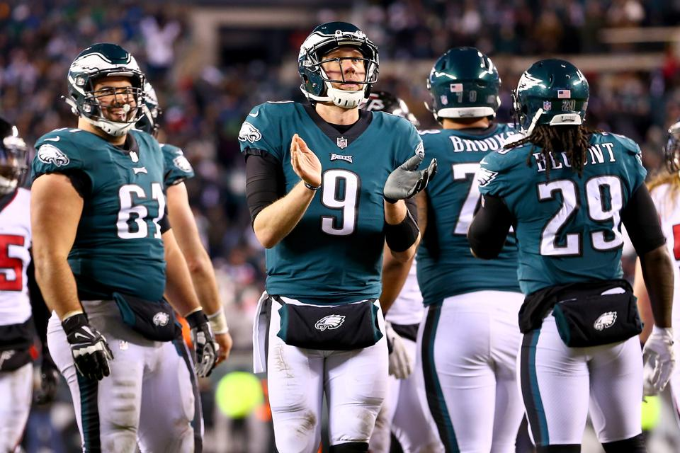 Eagles >> Why The Eagles Are Even Bigger Underdogs Against The Vikings