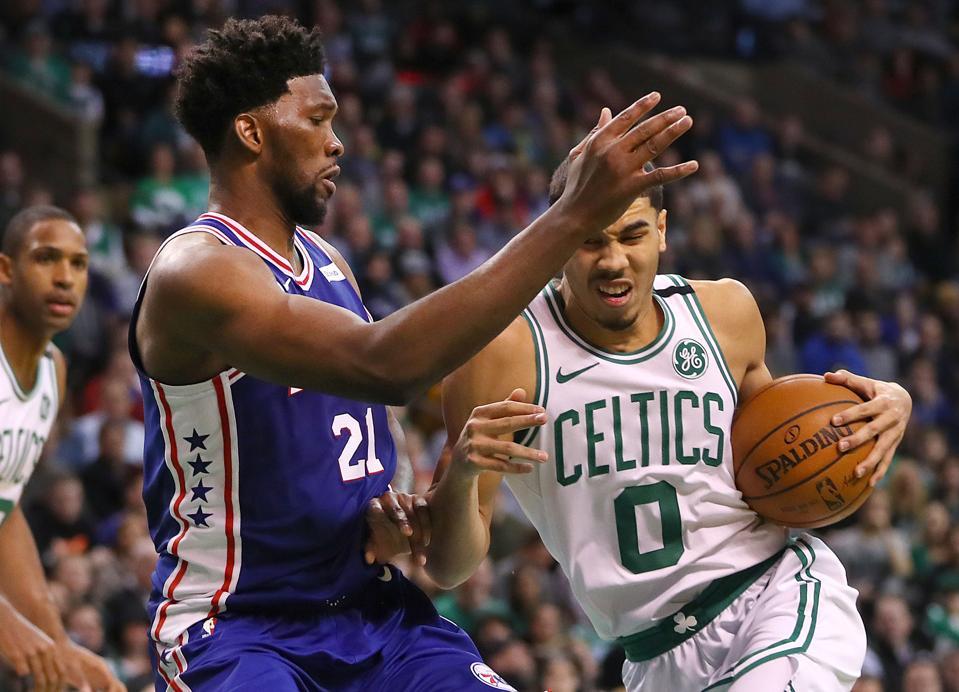 NBA Playoff Bracket 2018: Boston Celtics Vs. Philadelphia