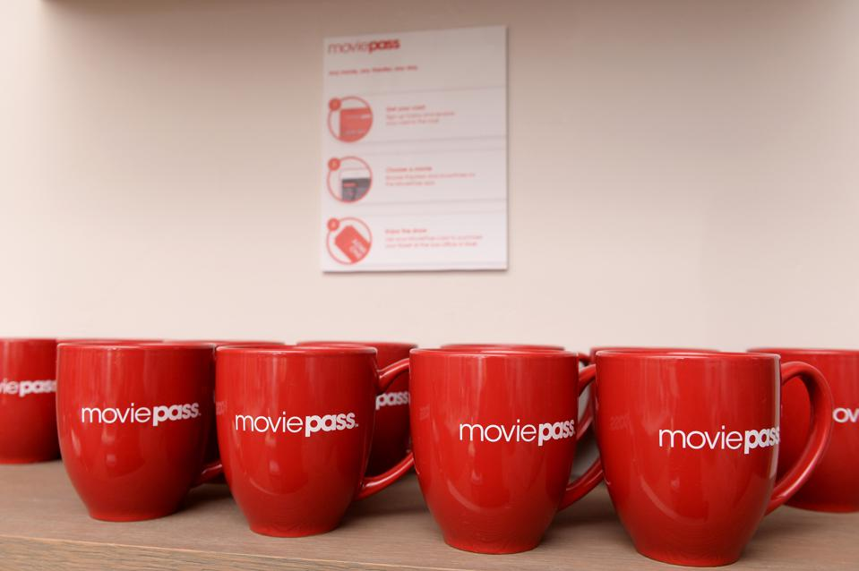 MoviePass' Worst Month Ever (At Least For Now)