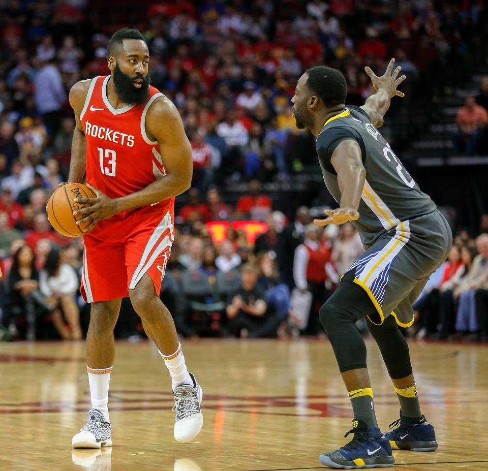 Houston Rockets Vs Golden State Warriors Lineup: Houston Rockets Vs. Golden State Warriors: 2018 NBA