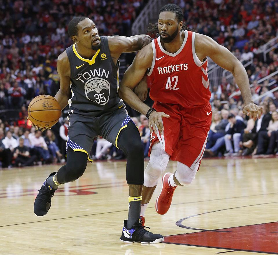 Rockets Vs Warriors Durant: NBA Playoffs 2018: Rockets Vs. Warriors By The Numbers