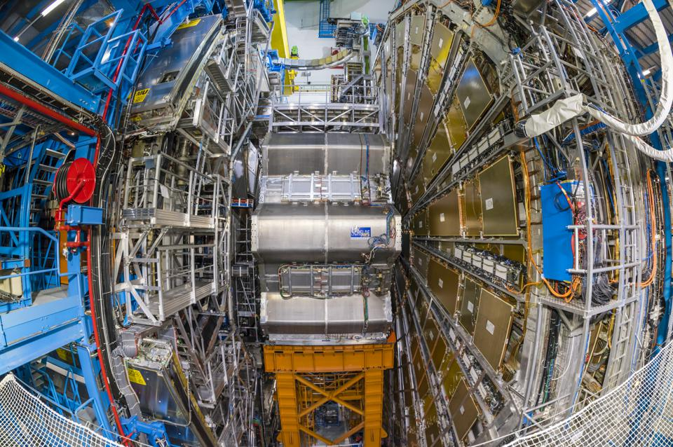 Has The Large Hadron Collider Accidentally Thrown Away The Evidence For New Physics?