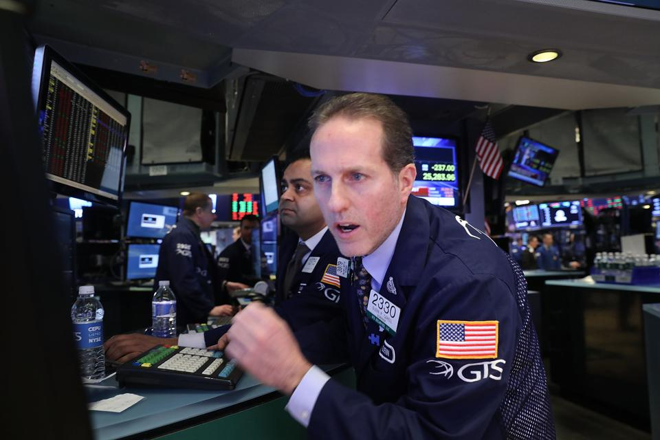 Buffett, Zuckerberg & Bezos Lose Billions As Dow Drops Over 1,000 Points
