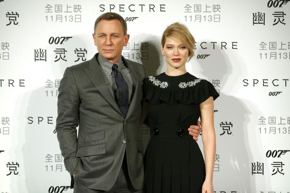 Happy Birthday, James Bond