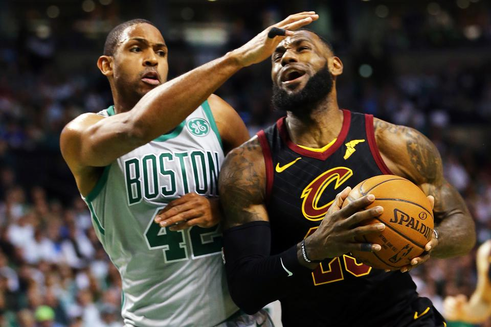 NBA Playoffs 2018 Bracket: Celtics Vs. Cavaliers Eastern ...