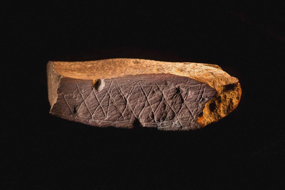 Neuroscientists Find Symbolic Meaning In Prehistoric Engravings