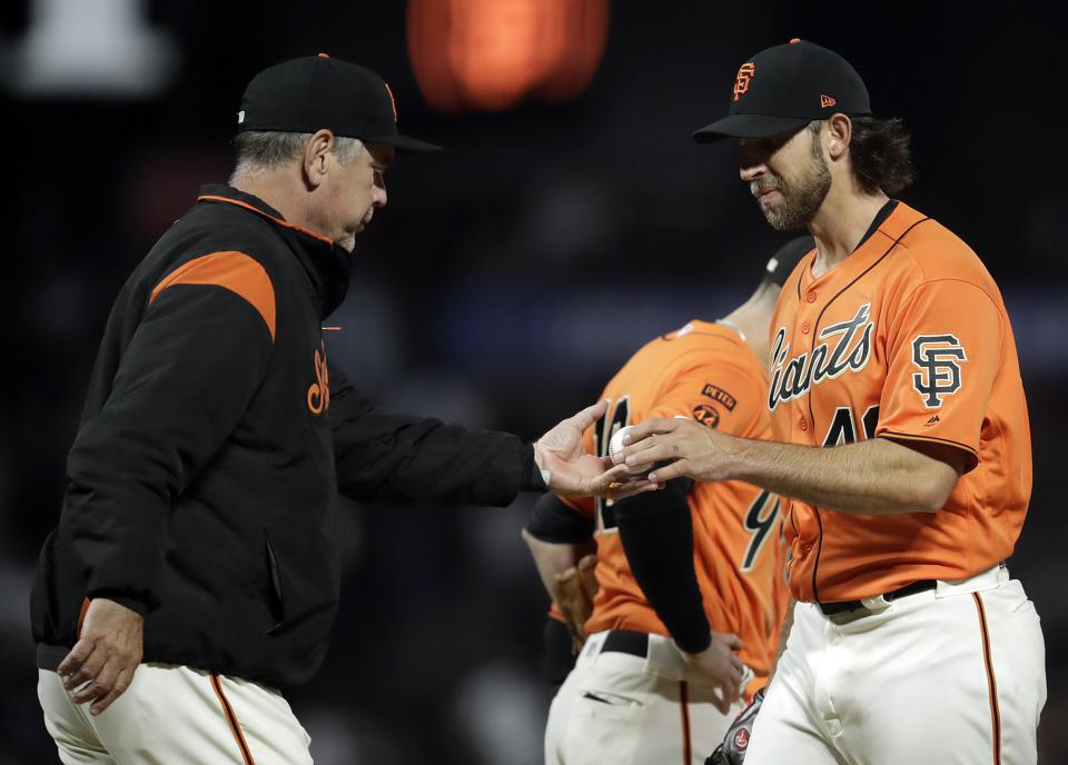 It's Time For The San Francisco Giants To Start Making Trade Offers