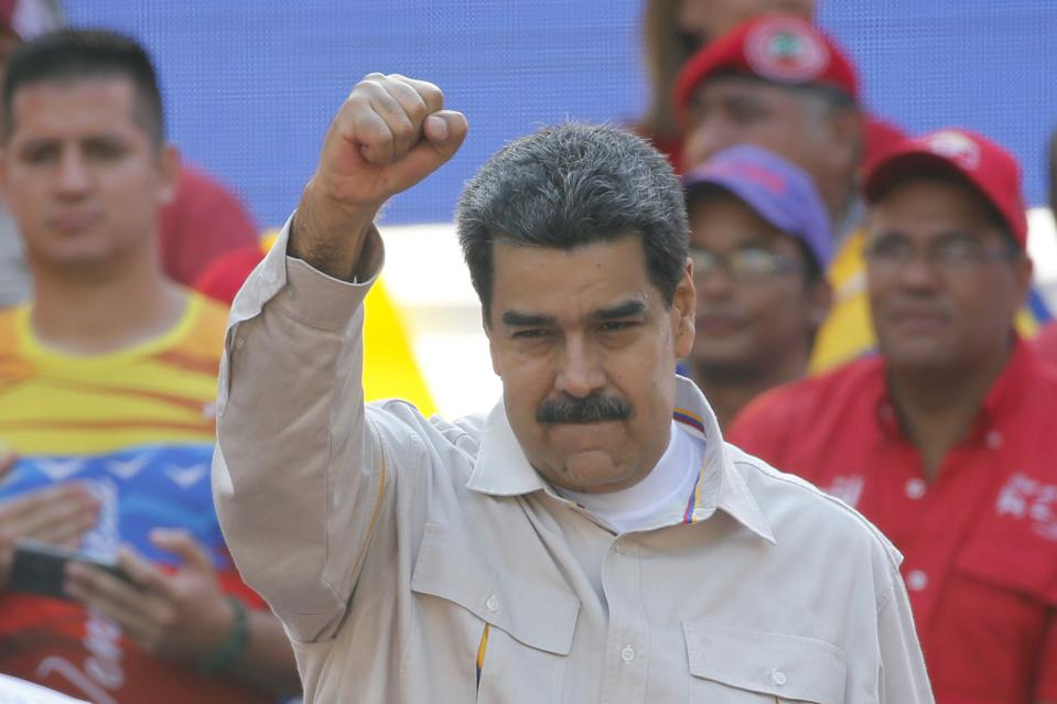Venezuela's President Maduro Sends Birthday Wishes To Russia's Lenin