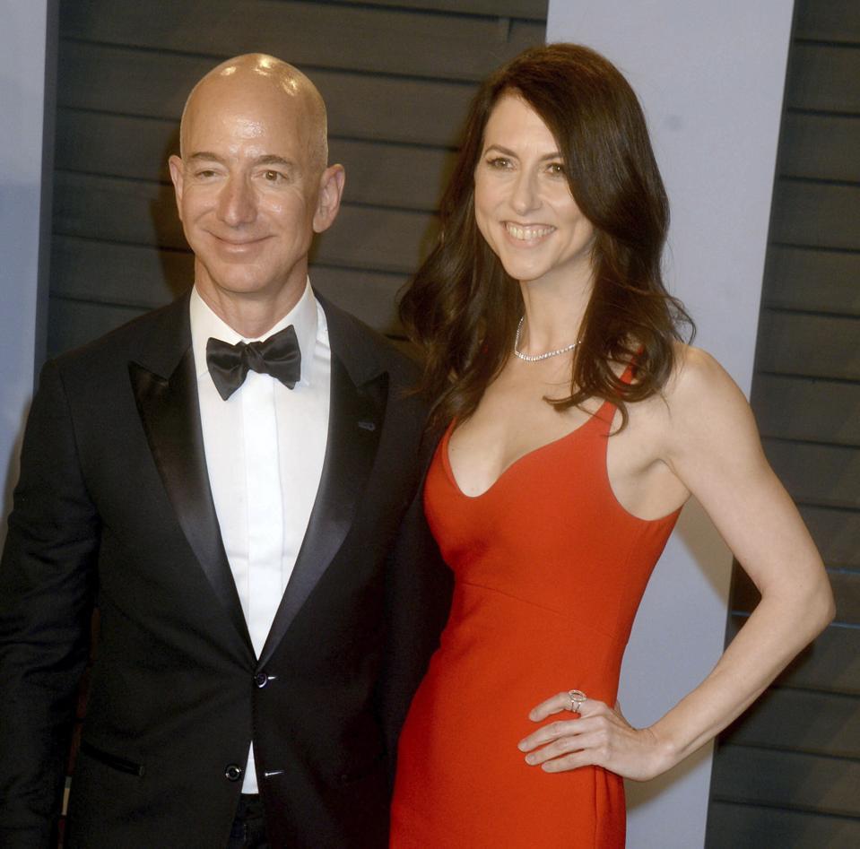 Is Jeff Bezos Worth $131.4B? If Not, Should You Bet He Can Earn Back MacKenzie's $66B?