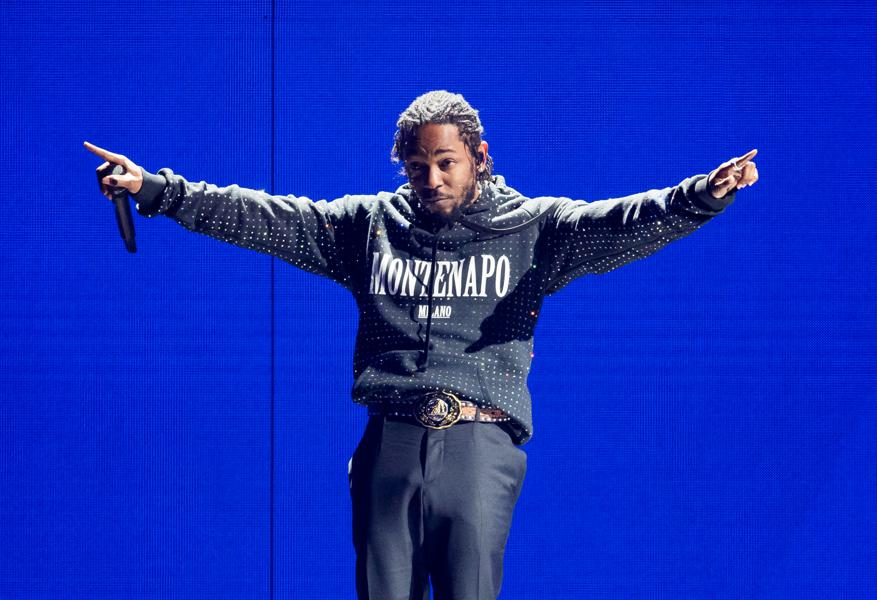 Kendrick Lamar, SZA, Marshmello And Anne-Marie Reach The U.K. Top 10 With New Singles