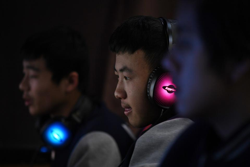 How Online Games Are Changing Education In China And The U.S.