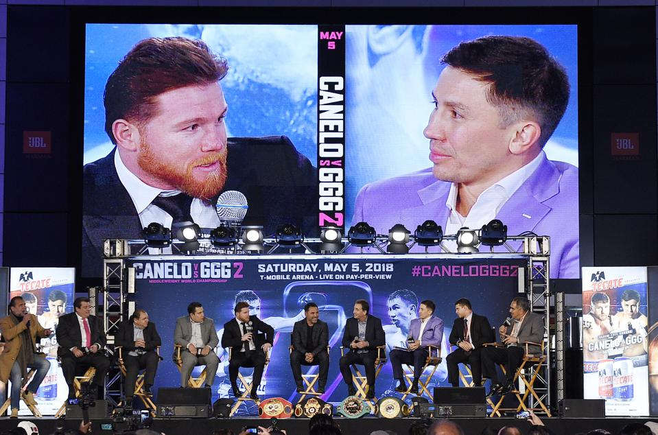 Canelo Alvarez Vs. Gennady Golovkin Rematch: Date, Venue, Estimated Purse Info