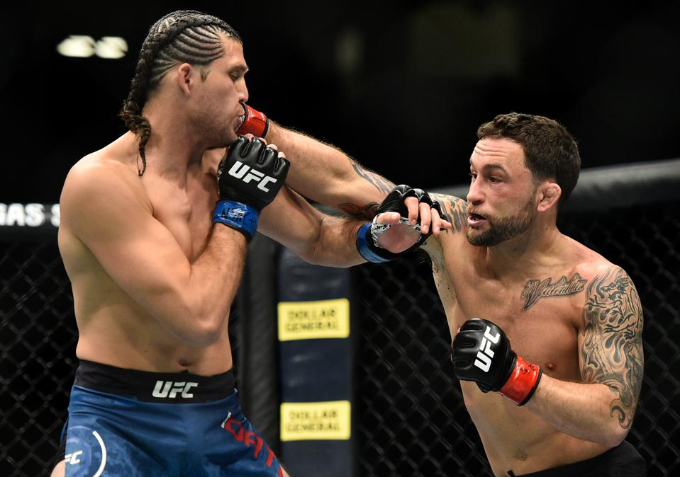Frankie Edgar Wants To Be Rewarded With Shot At UFC Featherweight Champion Max Holloway