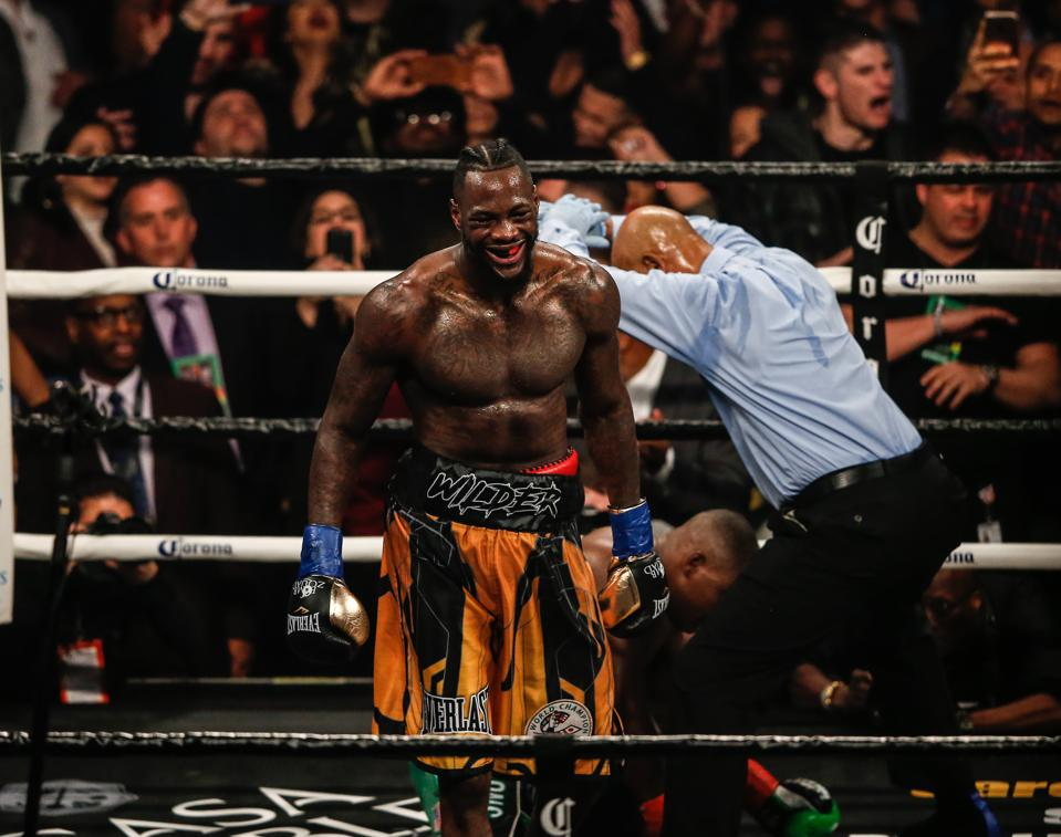 Deontay Wilder Vs Luis Ortiz: How Bronze Bomber KO'd King Kong And Became A PPV-Worthy Attraction