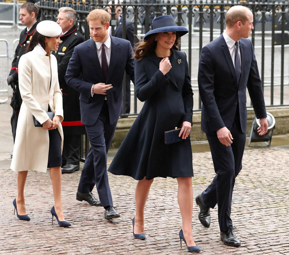 Kate Middleton, Prince William And Baby No. 3: Any Day Now