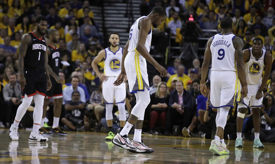 Can The Warriors Win The NBA Finals Without Kevin Durant?