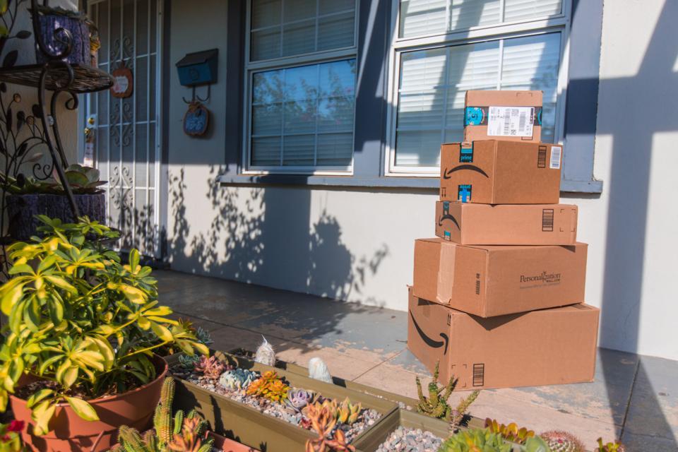 Inside The World Of Liquidated Amazon Merchandise