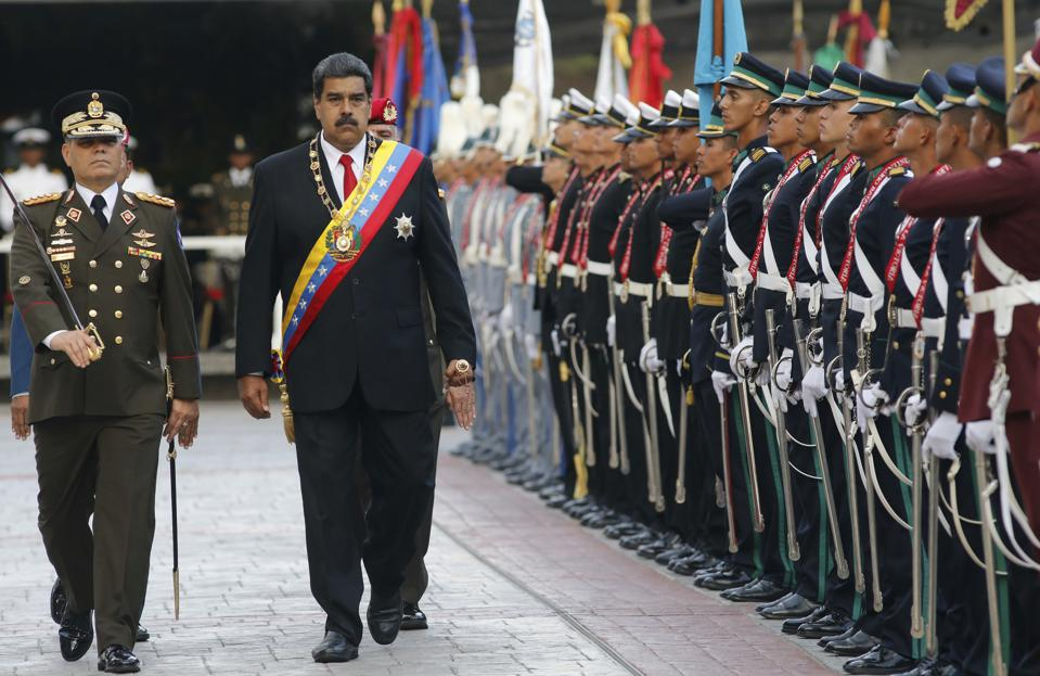 Why Nicolas Maduro Of Venezuela May Wish He Lost The Presidential Election