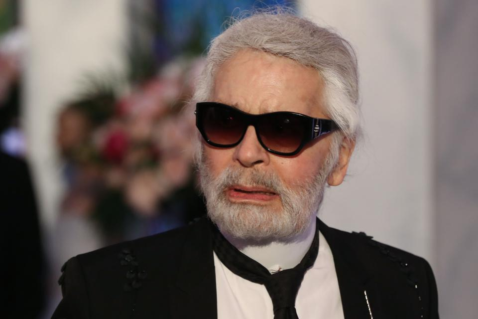 Karl Lagerfeld Partners with Cosmetics Firm For Limited ...