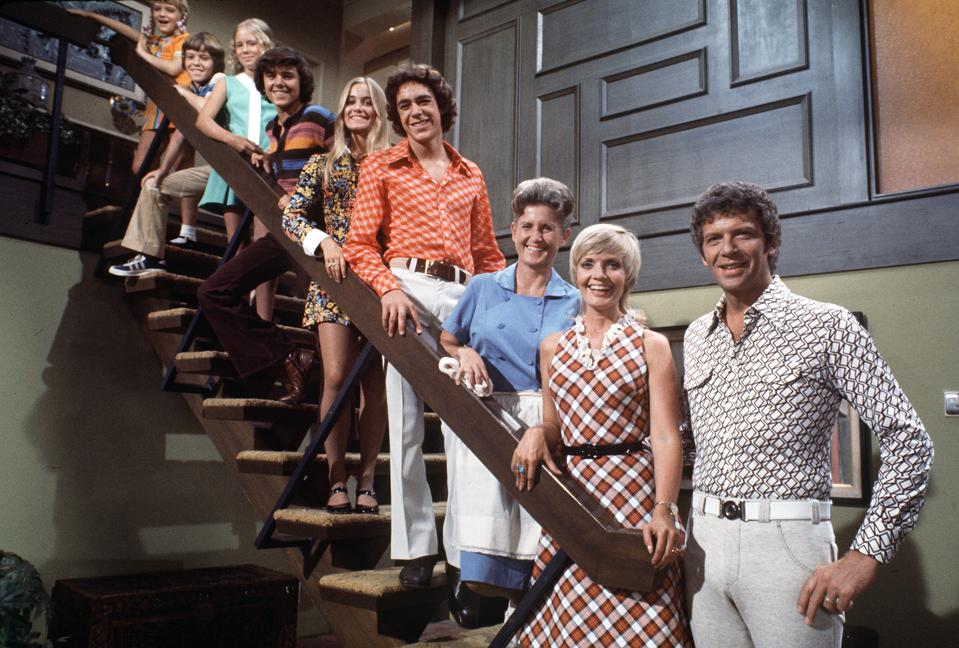 Here's Your Chance To Tour HGTV's Groovy, Restored Brady Bunch House