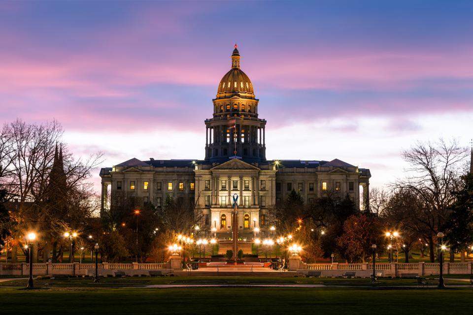 With The Colorado Government Run By Boulder Democrats, Progressives Push Their Agenda In Denver