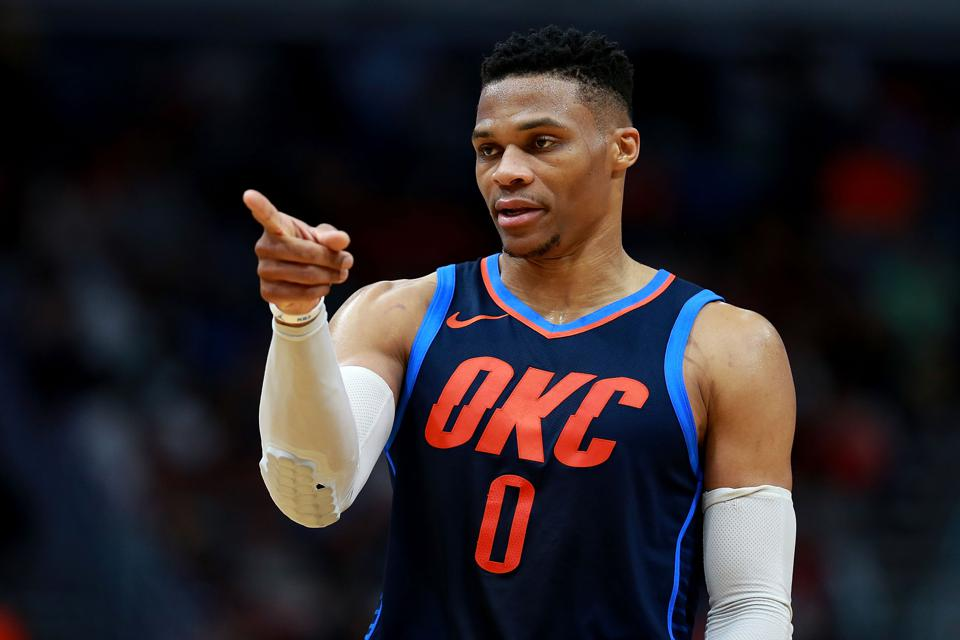 NBA Schedule 2018: Russell Westbrook's Triple-Double Odds, Stat Predictions And OKC Vs. MEM Preview