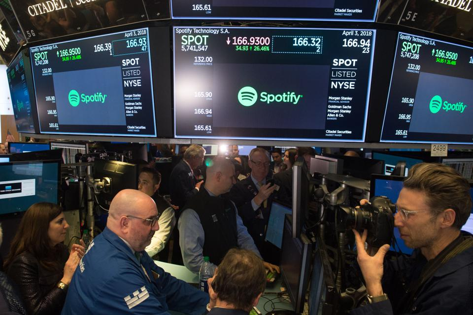 Spotify's Market Cap Shows Just How Powerful Apple Really Is