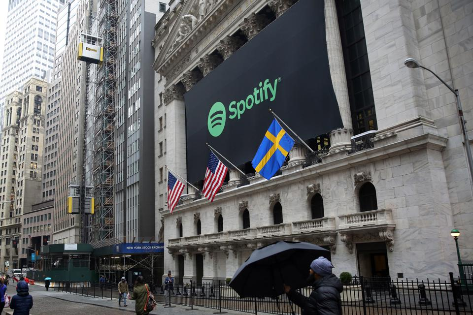 3 Reasons Not To Buy Spotify Stock