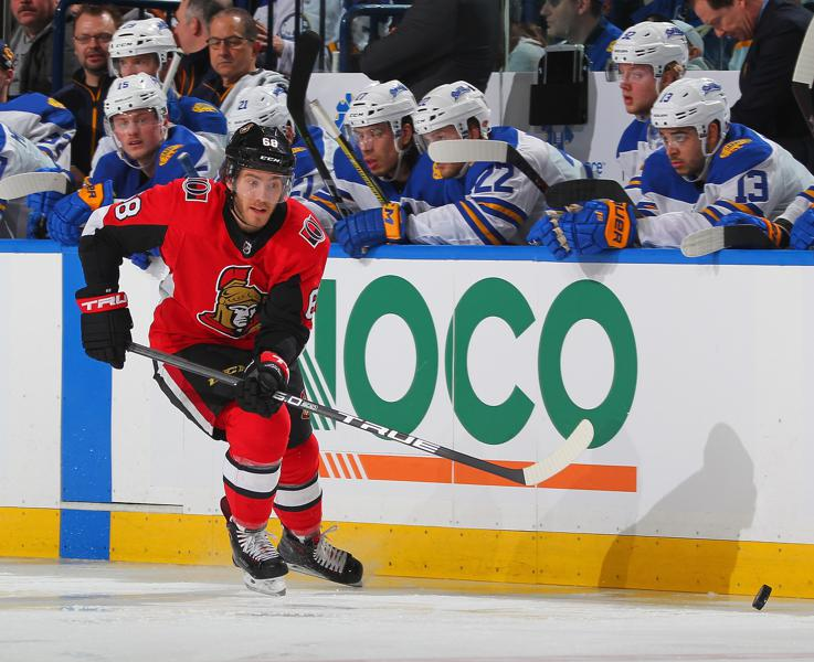 Ottawa Senators Attempt To Move Past Harassment Scandal With Mike Hoffman Trade