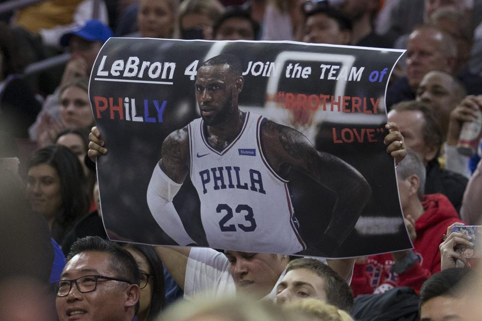 Wondering Where LeBron James Will Play Next Season? It's Simple -- Really