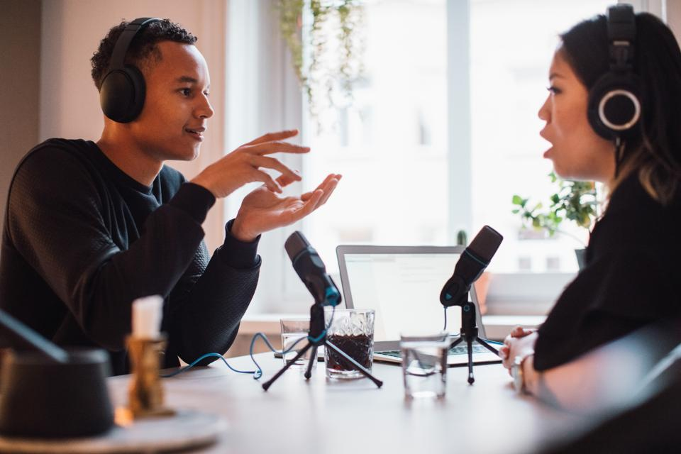 If You're A Real Estate Professional, You Should Be Recording A Podcast