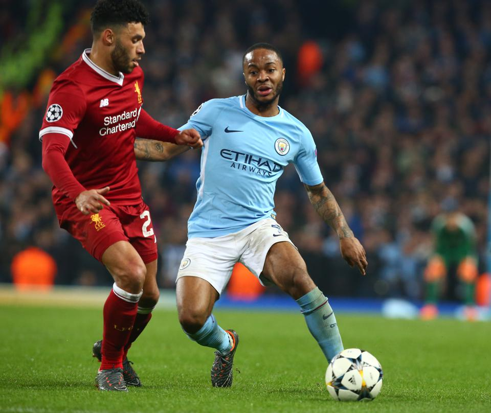 Raheem Sterling And Alex Oxlade-Chamberlain Invest Over A Million Pounds Each In STATSports