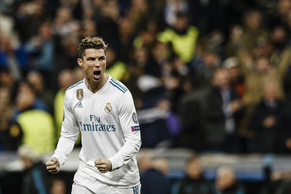 Cristiano Ronaldo Takes A Wage Cut And Leaves Real Madrid For Juventus