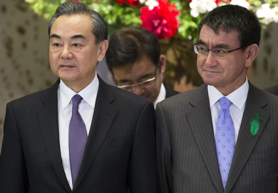 As China And Japan Talk, Has Donald Trump Brought Asia's 'Frenemies' Together?