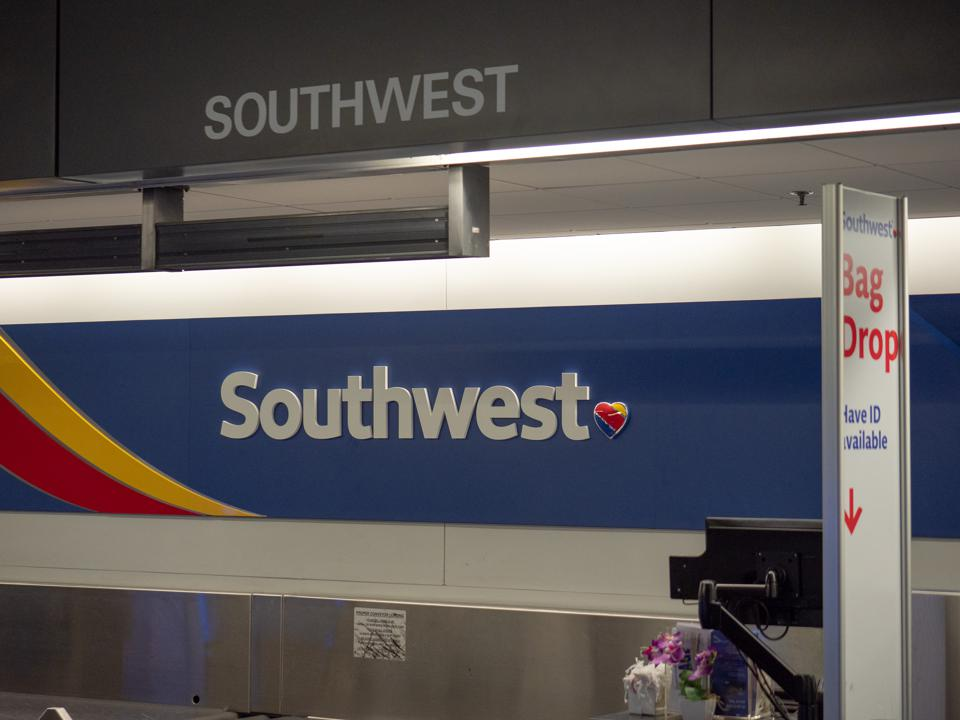 Big Southwest Airlines Sale Through January 4