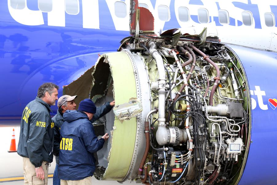 Southwest Airlines's Near Crash Is A Warning Shot Across Our Bow