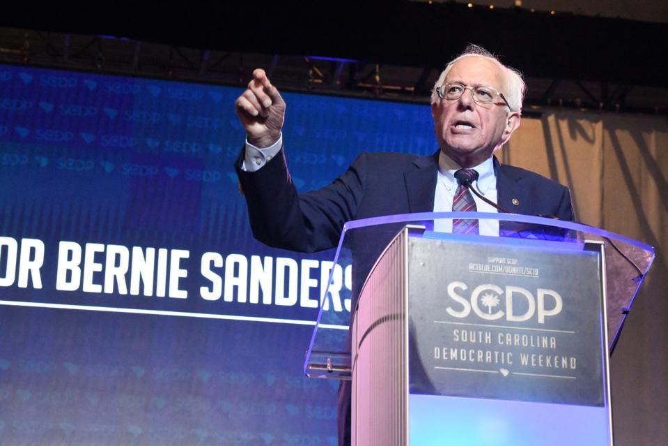 Bernie Sanders Proposes Cancelling Student Loan Debt