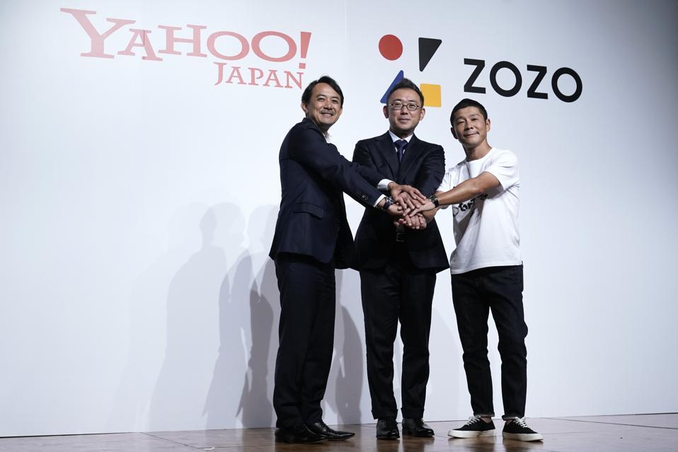 Billionaire Yusaku Maezawa Sells Zozo To Yahoo Japan For $3.7 billion