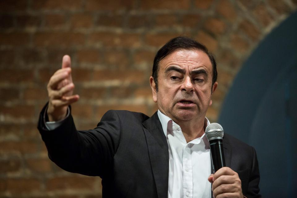 We're Five Years From Safe, Driverless Cars For All, Says Carlos 'Superman' Ghosn
