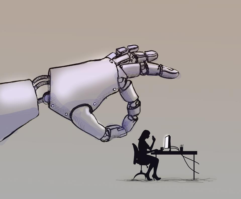 Machines Will Do Half Our Work By 2025
