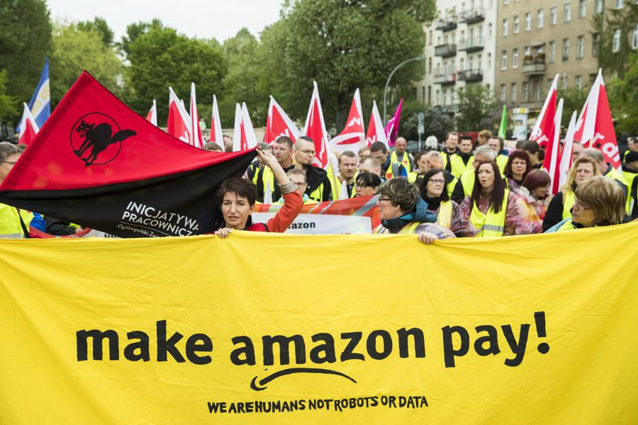Amazon Boycott Unites Workers, Gamers, Shoppers For Prime Day Protest