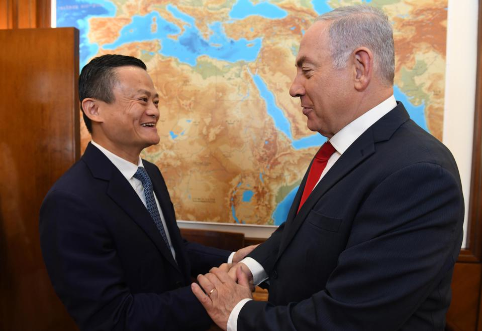 In Israel, Jack Ma Finds Similarities With Alibaba's Journey